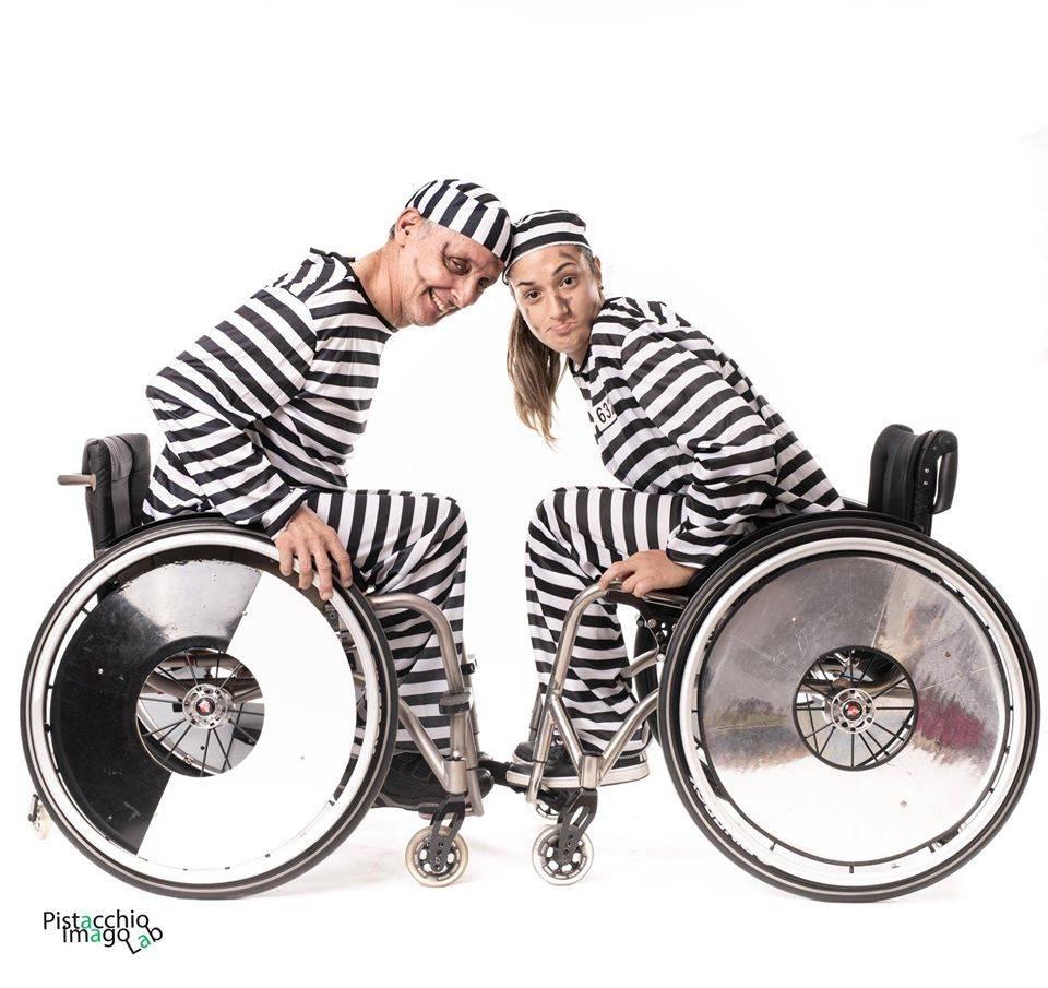 danza inclusiva paralimpica