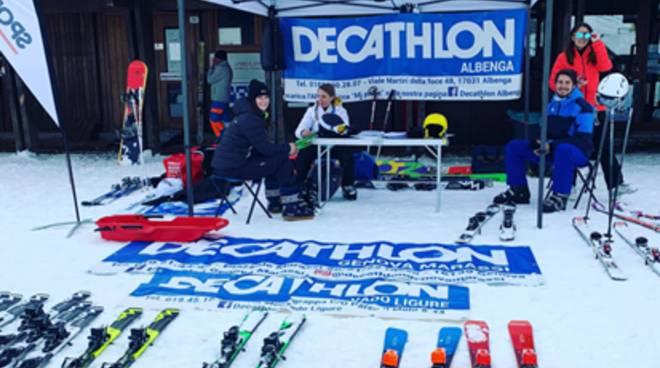 Decathlon skidays