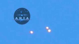 Doppio avvistamento Ufo a Vado Ligure