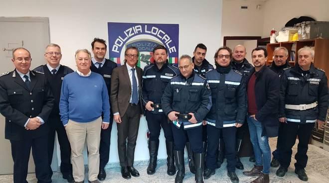 Encomi polizia Albenga