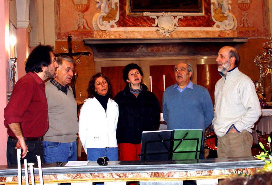 Escabòt corale musica occitana
