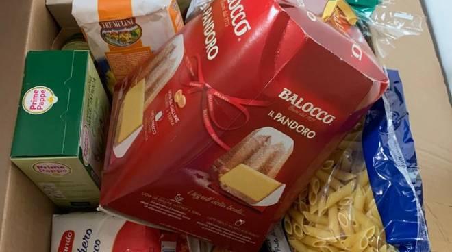 garlenda pacchi alimentari