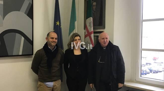 Christian De Vecchi, Padre Italo Levo, Maria Morabito