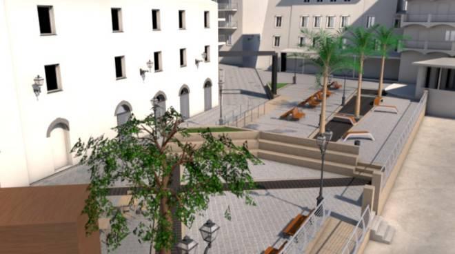 Progetto Borgo Barusso Alassio