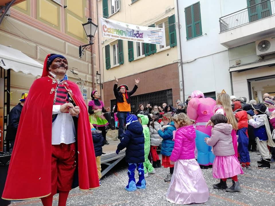 Carnevaloa Carnevale Bambini