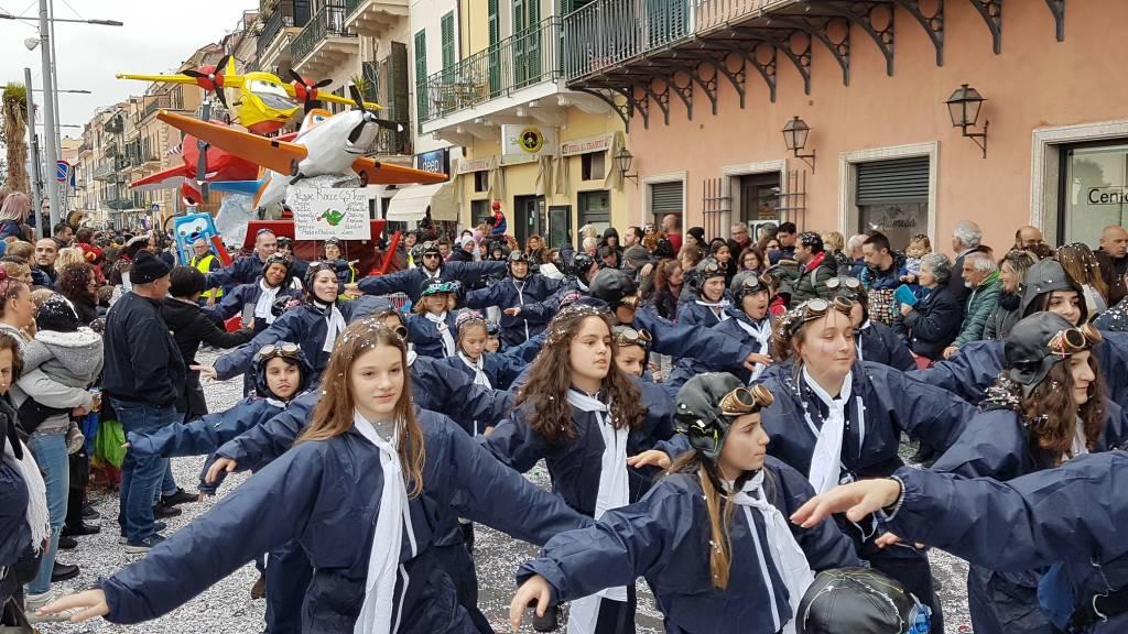Carnevaloa 2019 Planes