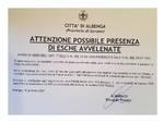 Bocconi Avvelenati Albenga Leca