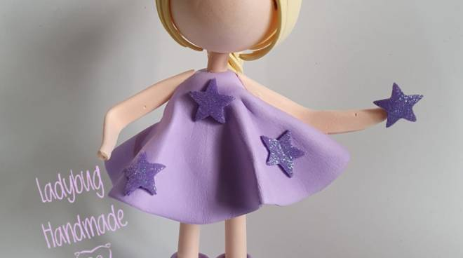 Bambola Adelina Mazzei