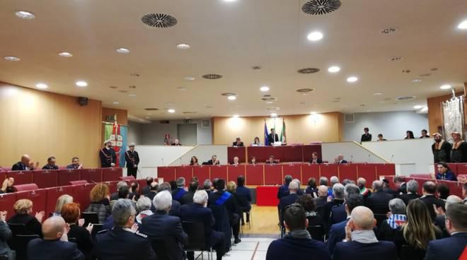 Consiglio Regionale Giorno Memoria 2020