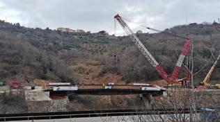 Viadotto A6 Impalcato