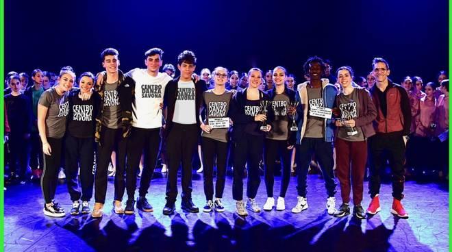 Centro Danza savona premio 2020