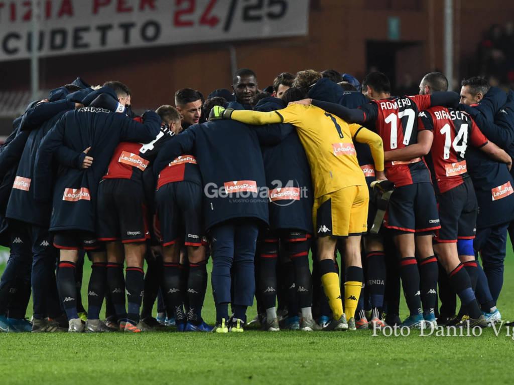 Genoa Vs Sassuolo