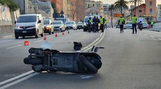 incidente mortale via siffredi