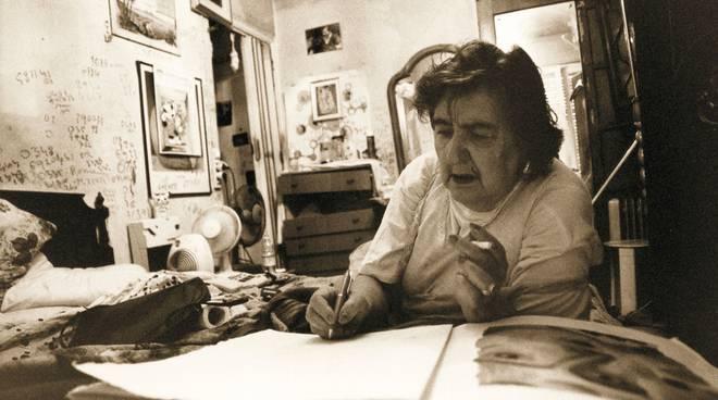 Alda Merini poetessa