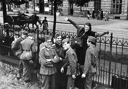 La Rosa Bianca gruppo giovani antinazisti