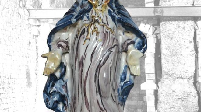 madonna misericordia albissola