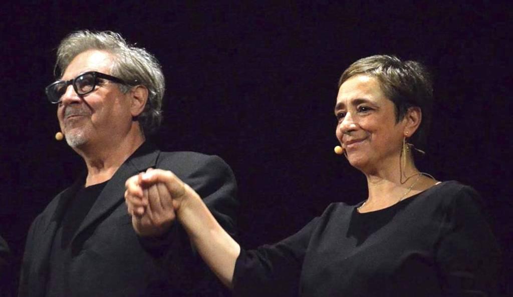 Maurizio Marchetti e Maria Serrao attori
