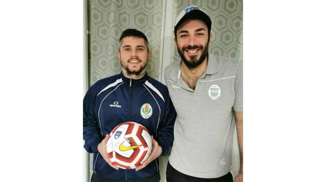"""Massimiliano """"Bobo"""" Lucchetti e Nicola Morando"""