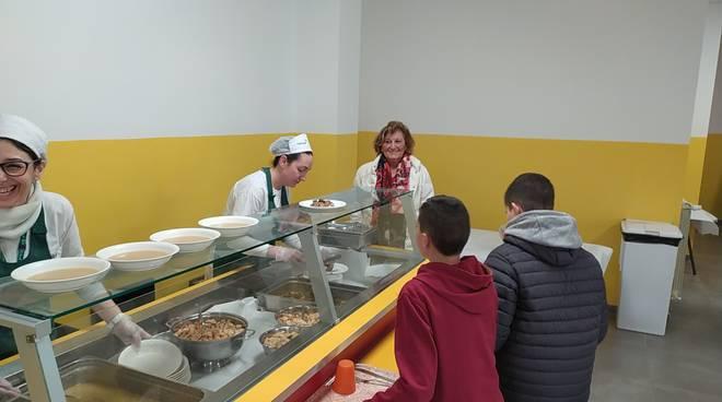 Mense scolastiche Andora