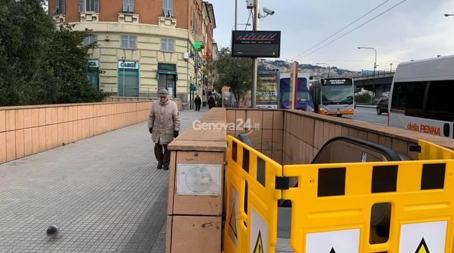 Metropolitana Metro Genova