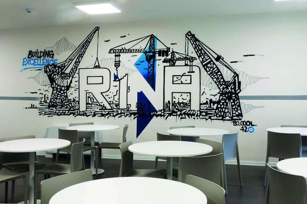 Nuova sede Rina Consulting