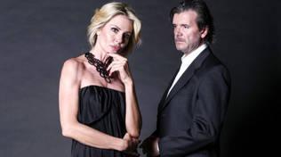 """""""Parlami d'amore"""" spettacolo teatrale Nathalie Caldonazzo e Francesco Branchetti"""