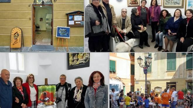Pittori, scultori e intagliatori mostra Varazze Gallery Malocello