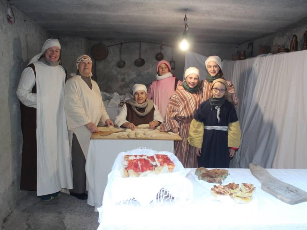 presepe vivente Andora