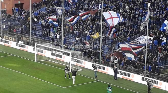 Sampdoria-Brescia passerella per Flachi
