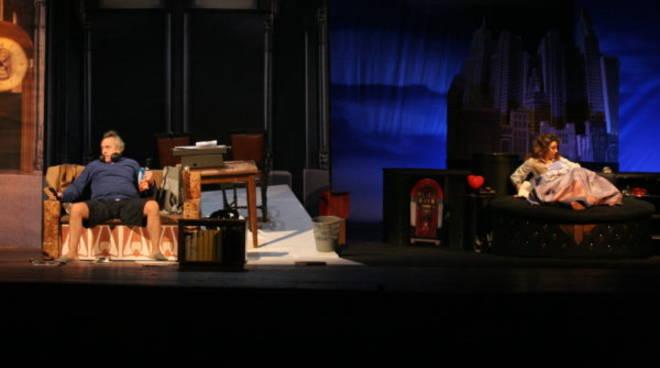 """""""Separazione"""" spettacolo teatrale Mario Zucca e Marina Thovez"""