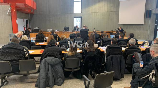 udienza tirreno power tribunale