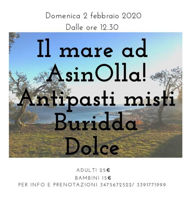 """Il mare ad Asinolla"" sagra Pietra Ligure"