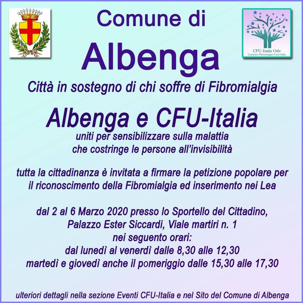 Albenga fibromialgia