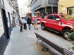"""Allarme a Rapallo, intero palazzo evacuato per una fuga di gas: """"Massima attenzione"""""""