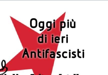 Antifascismo dibattito