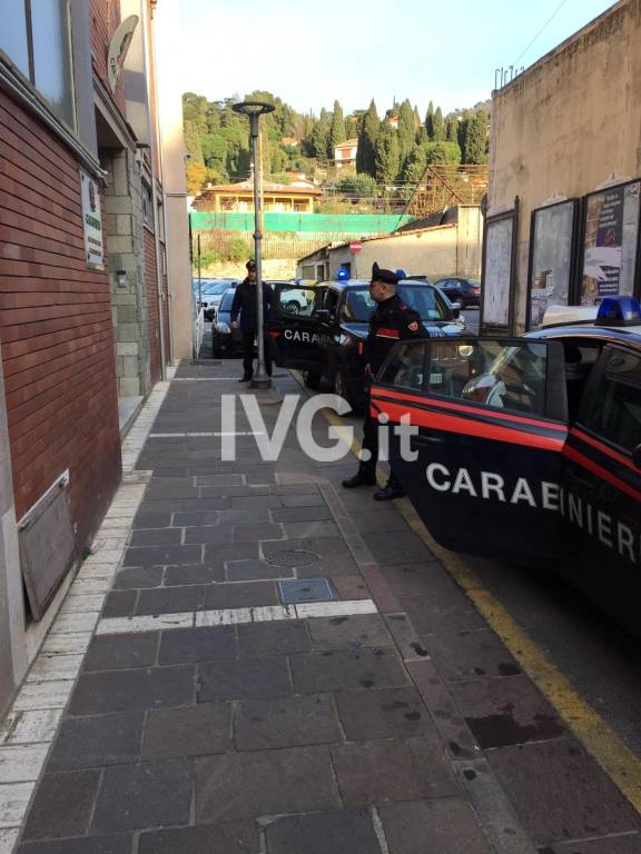 Arresto carabinieri Alassio