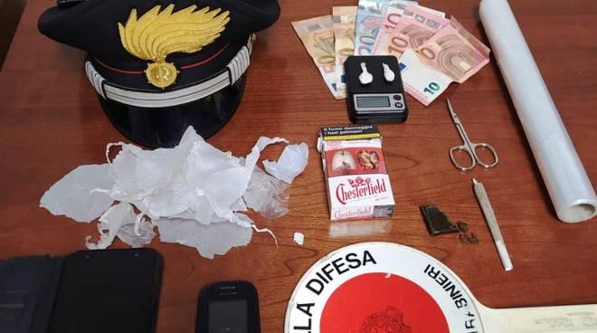 arresto droga carabinieri