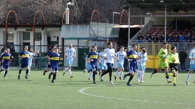 Calcio, Prima Categoria: Borzoli vs Riese