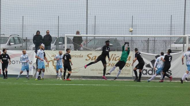 Calcio, Prima Categoria girone C: Riese vs Sampierdarenese