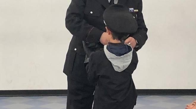Carabinieri scuola Villanova d'Albenga