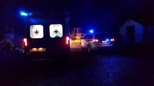 notte ambulanza