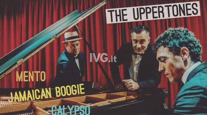 The Uppertones live at Raindogs House