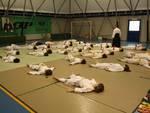 Aikido - Stage degli esami per i bambini di Finale, Tovo e Villanova