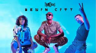 Benin City from Uk live at Raindogs House