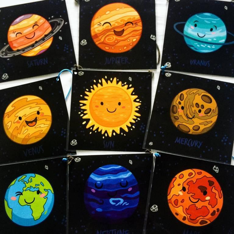 Spazio allo spazio... Un viaggio nel sistema solare - Game-show per famiglie