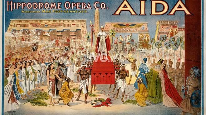 """Les \""""Soireès Musicales\"""" -  \""""Aida\"""" di Giuseppe Verdi - Guida all\'ascolto"""