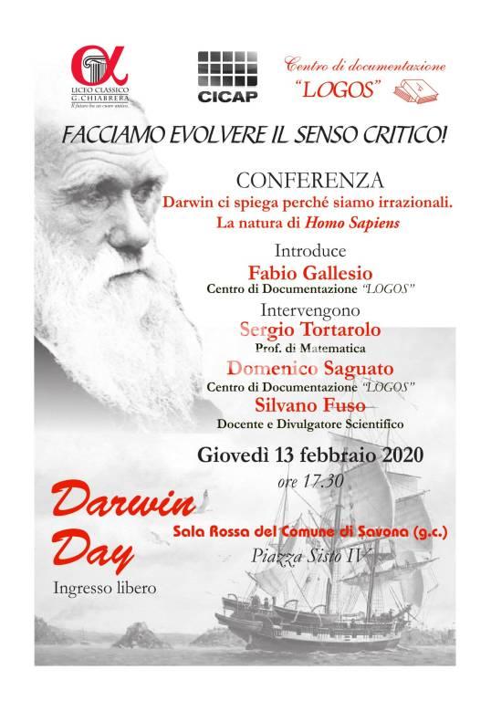 Darwin Day - Facciamo evolvere il senso critico!