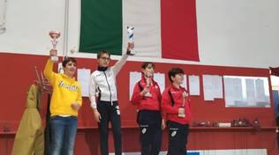 Scherma: ricco bottino di medaglie a Savona per la Leon Pancaldo
