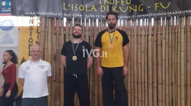 """La Scuola Touei Chou di Finale all\'11° trofeo \""""ISOLA DEL KUNG FU\"""""""