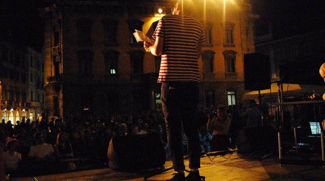 CANE Poetry Slam - round 3